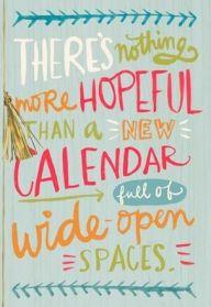 Calendar quote