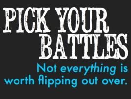 pick-your-battles